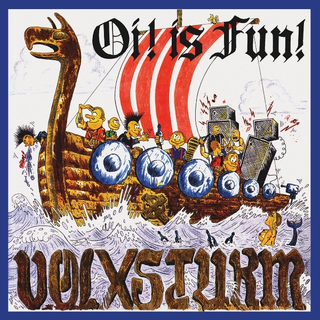 Volxsturm - oi! is fun!