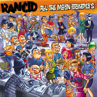 Rancid - all the moon stompers CD