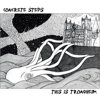 Concrete Steps - this is trondheim