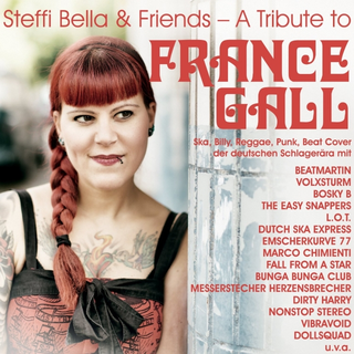 V/A - Steffi Bella & Friends: A Tribute To France Gall