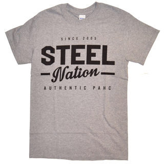 Steel Nation - authentic