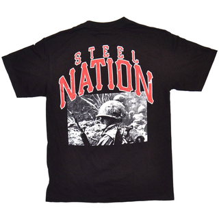 Steel Nation - the harder they fall