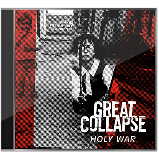 Great Collapse - holy war CD BUNDLE