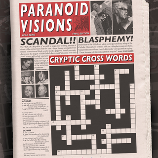 Paranoid Visions - cryptic crosswords