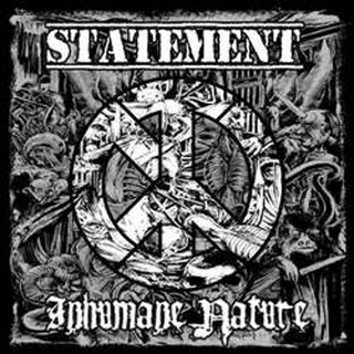 Statement / Inhumane Nature - split
