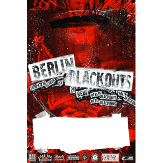 Berlin Blackouts - bonehouse rendezvous