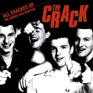 Crack, The - all cracked up: the demos and rarities