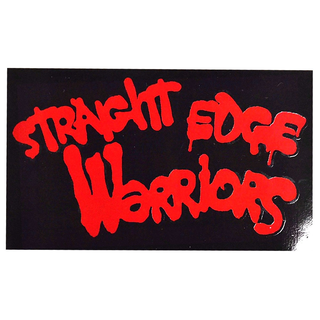Straight Edge Warriors - logo