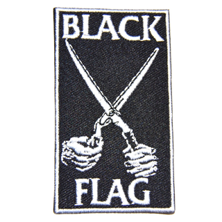 Black Flag - scissors