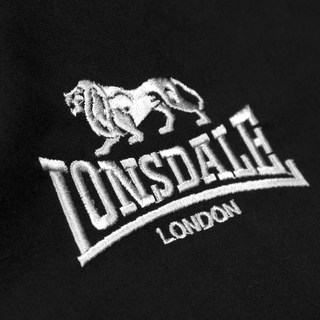 Lonsdale - classic harrington black