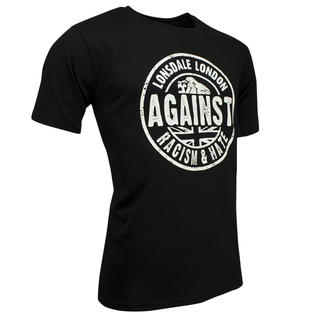 Lonsdale - against racism shirt