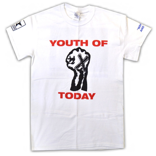 Youth Of Today - break down the walls XL