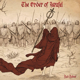 Order Of Israfel, The - red robes ltd. CD+DVD