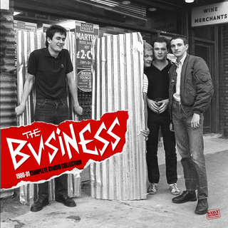 Business, The - 1980-81 complete studio collection