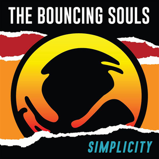 Bouncing Souls - simplicity clear/red LP+DLC
