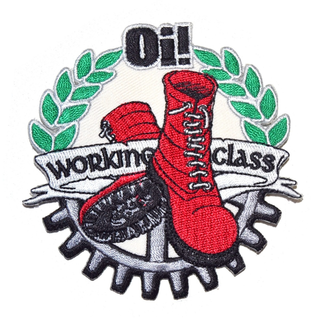 Working Class - boots