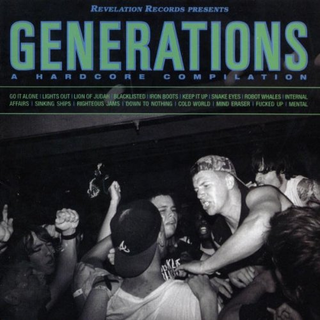 V/A - Generations: A Hardcore Compilation BF SPECIAL