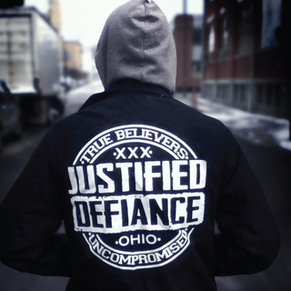 Justified Defiance - same