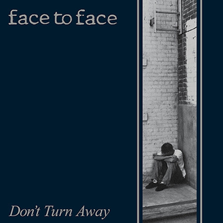 Face To Face - dont turn away (reissue) LP+DLC