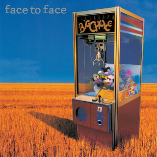 Face To Face - big choice (reissue)