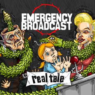 Emergency Broadcast - real tale CD