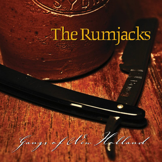 Rumjacks, The - gangs of new holland CD