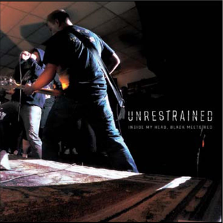 Unrestrained - inside my head, black meets red