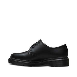 Dr. Martens - 1461 MONO smooth black 3-eye boot