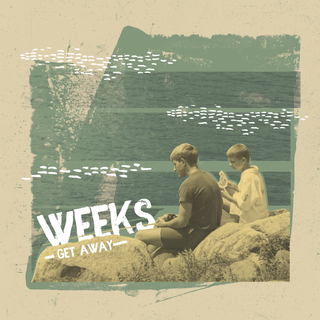 Weeks - get away doublemint green 7