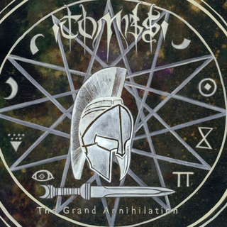 Tombs - the grand annihilation CD