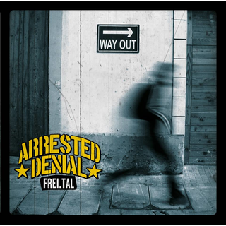 Arrested Denial - frei.tal CD