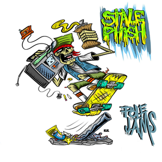 Stale Phish - pole jams