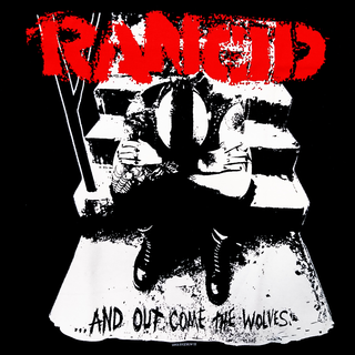 Rancid - wolves XL