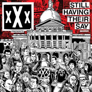 V/A - XXX Presents: Still Having Their Say