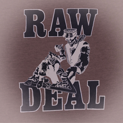Raw Deal - raw deal demo PRE-ORDER
