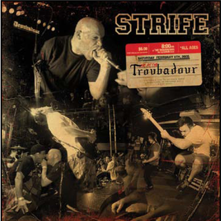 Strife - live at the troubadour BF SPECIAL