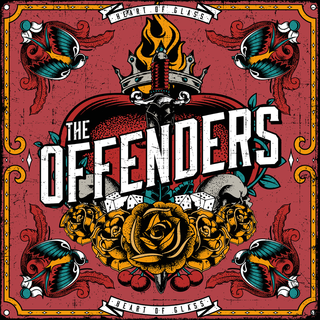 Offenders, The - heart of glass LP+DLC