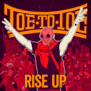 Toe To Toe - rise up CD