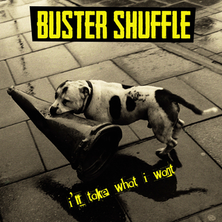 Buster Shuffle - ill take what i want CD