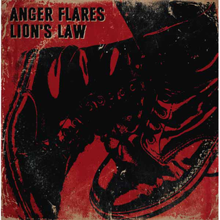 Lions Law / Anger Flares - split