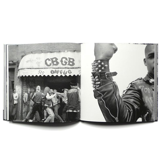 Matinee: All Ages On The Bowery 1983 - 1985 Photo Book