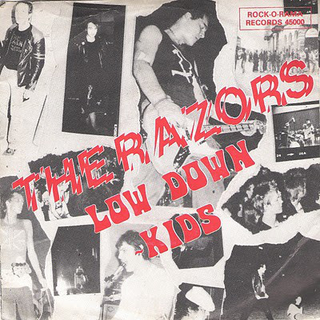 Razors - low down kids