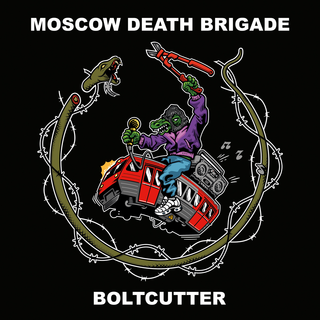 Moscow Death Brigade - boltcutter CD