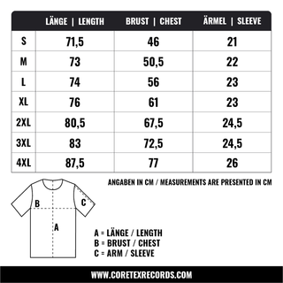 Coretex - bear black/white