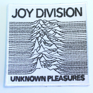 Joy Division - unknown pleasures white
