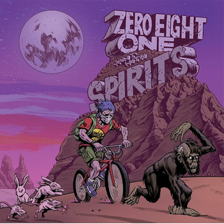 Spirits / Zero Eight One - split