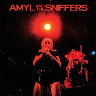 Amyl And The Sniffers - big attraction & giddy up black LP