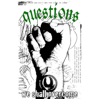 Questions - we shall overcome RSD SPECIAL