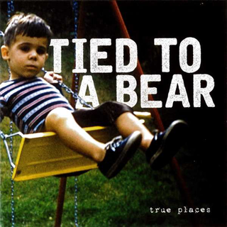Tied To A Bear - true places clear red LP+DLC