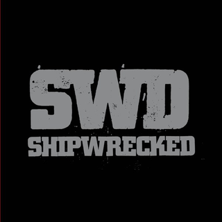Shipwrecked - we are the sword CORETEX EXCLUSIVE gold LP